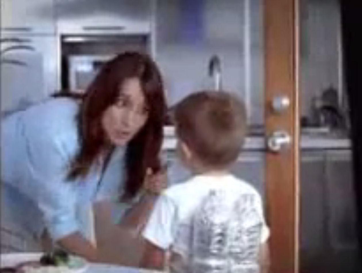 madre publicidad hijos