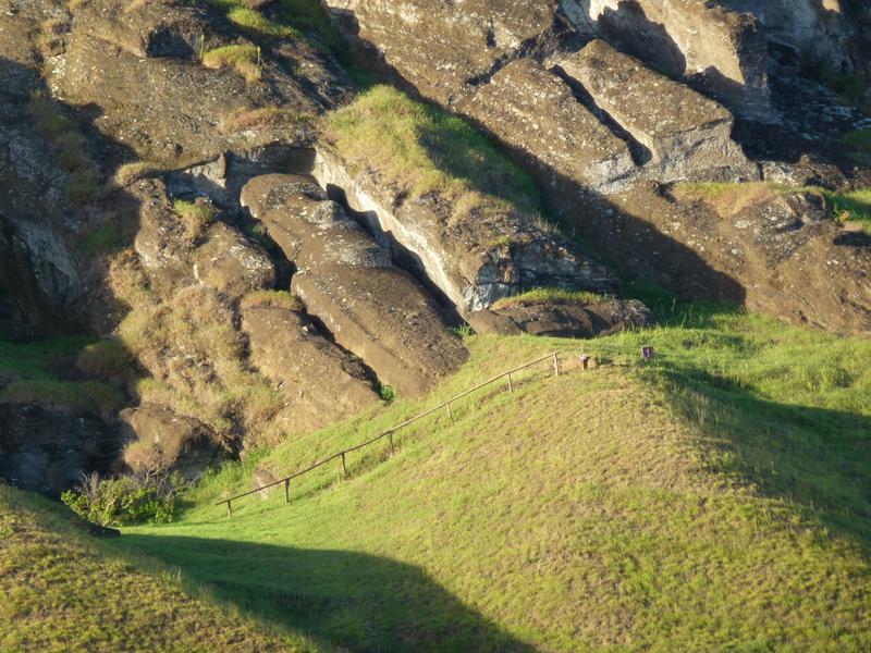 moai mas grande