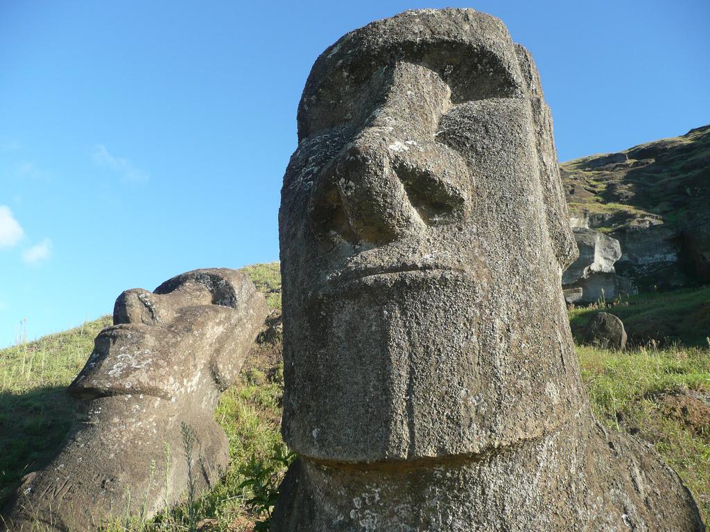 moai misterios