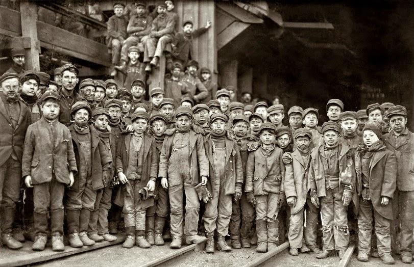 ninos mineros