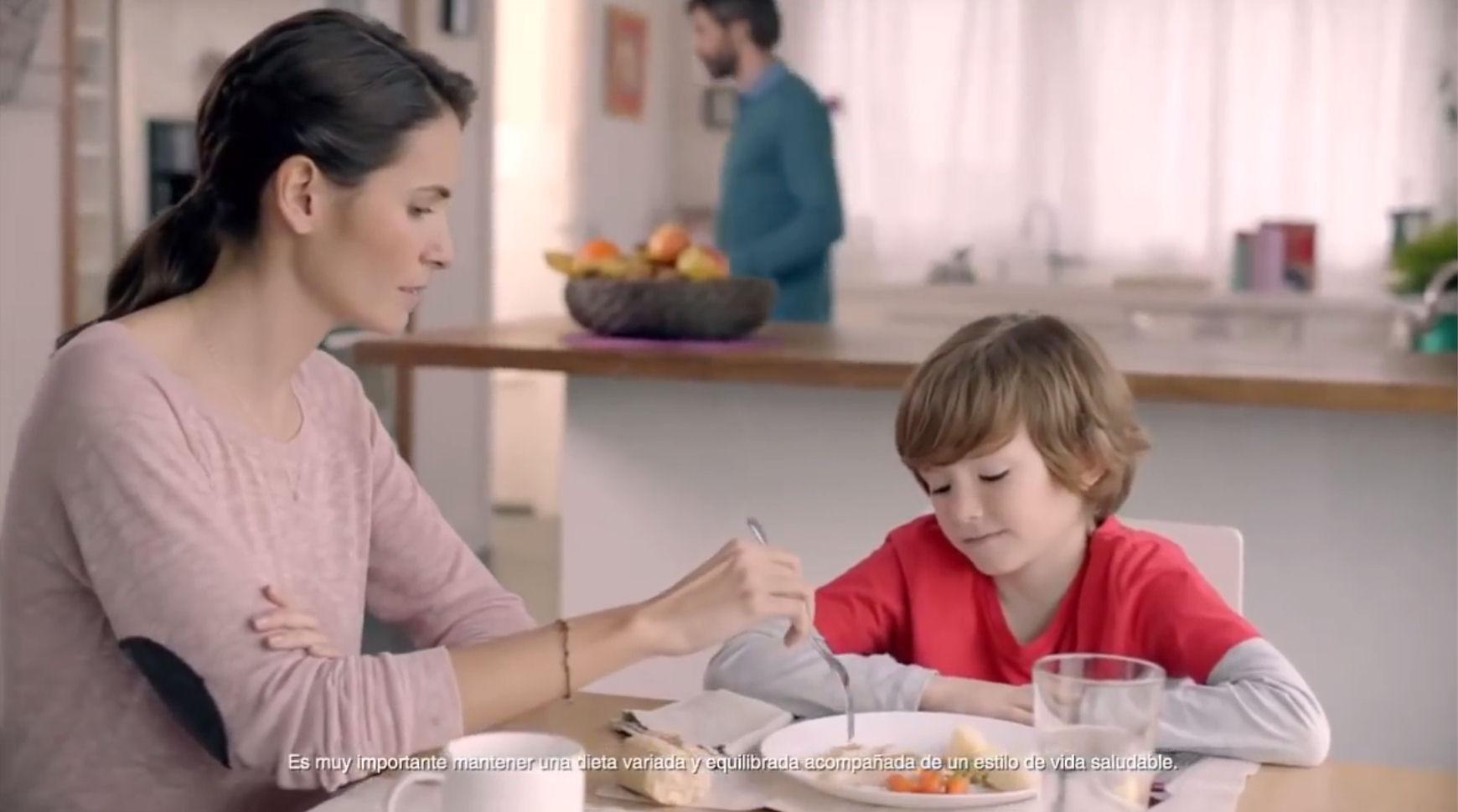 publicidad madres ninos