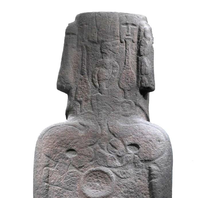 moai Hoa Hakananaia hombre pajaro