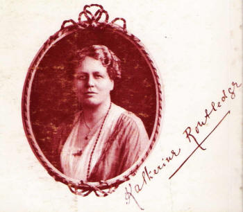 Katherine Routledge