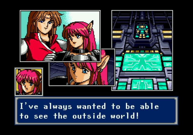 phantasy star IV 4 megadrive