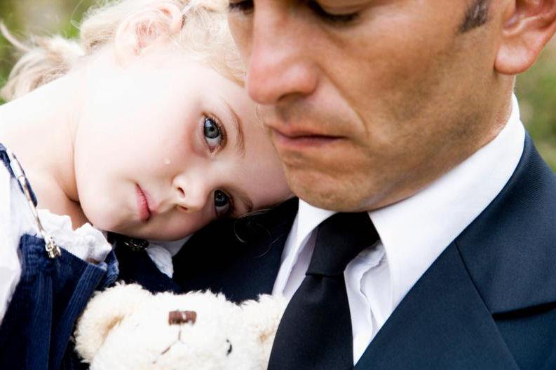muerte familia ninos