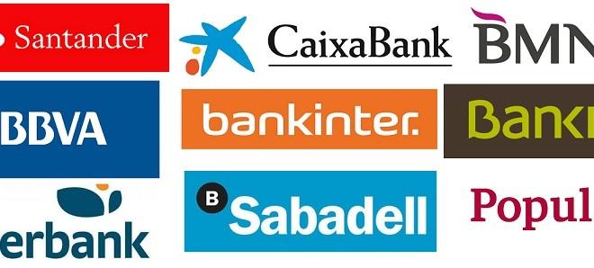 Resultado de imagen de bancos españoles