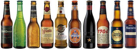 cervezas espana