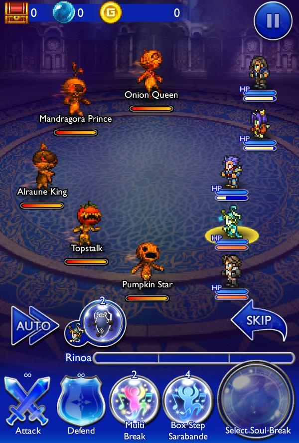 final fantasy record keeper enemigos