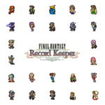 Mis armas de Final Fantasy Record Keeper (FFRK)
