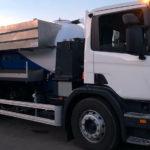 Los camiones cuba son la solución para el surtido de agua