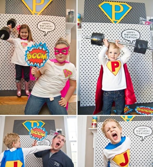 photocall fiesta infantil