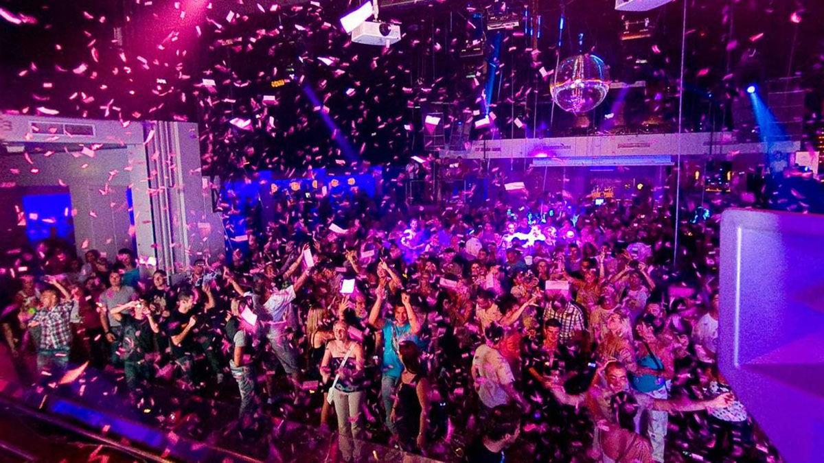 fiesta noche
