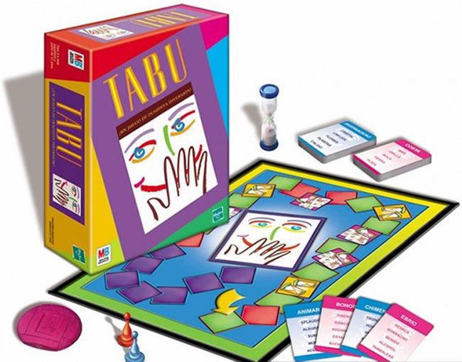 tabu juego mesa