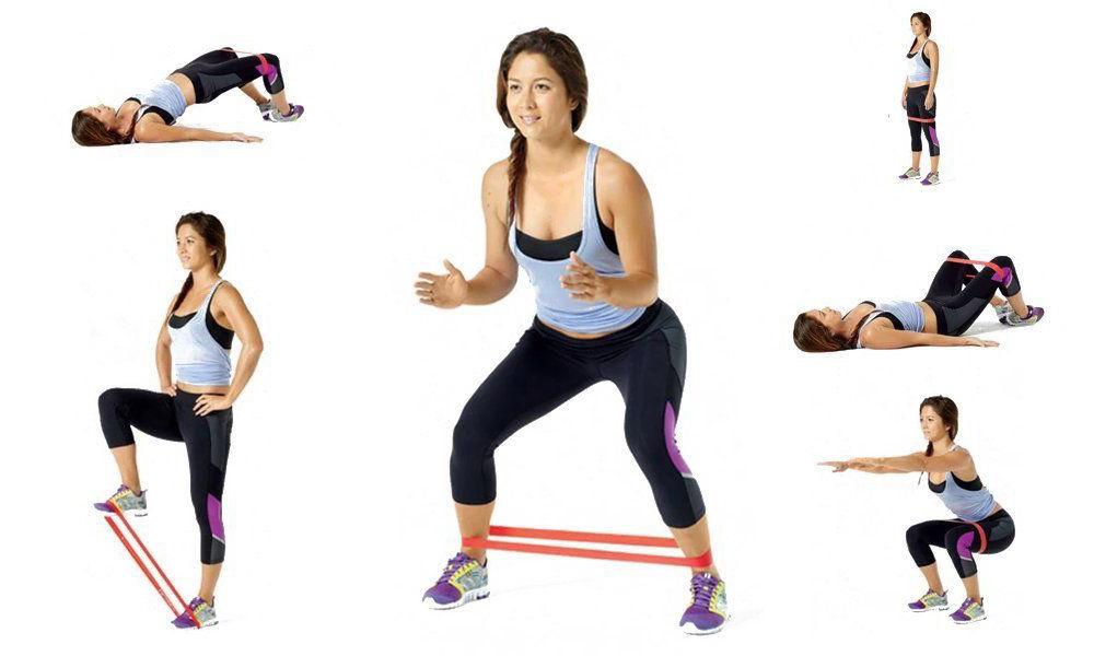 bandas elasticas ejercicios
