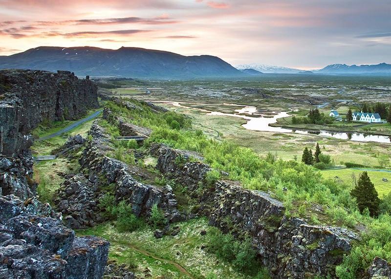 Thingvellir islandia imagen