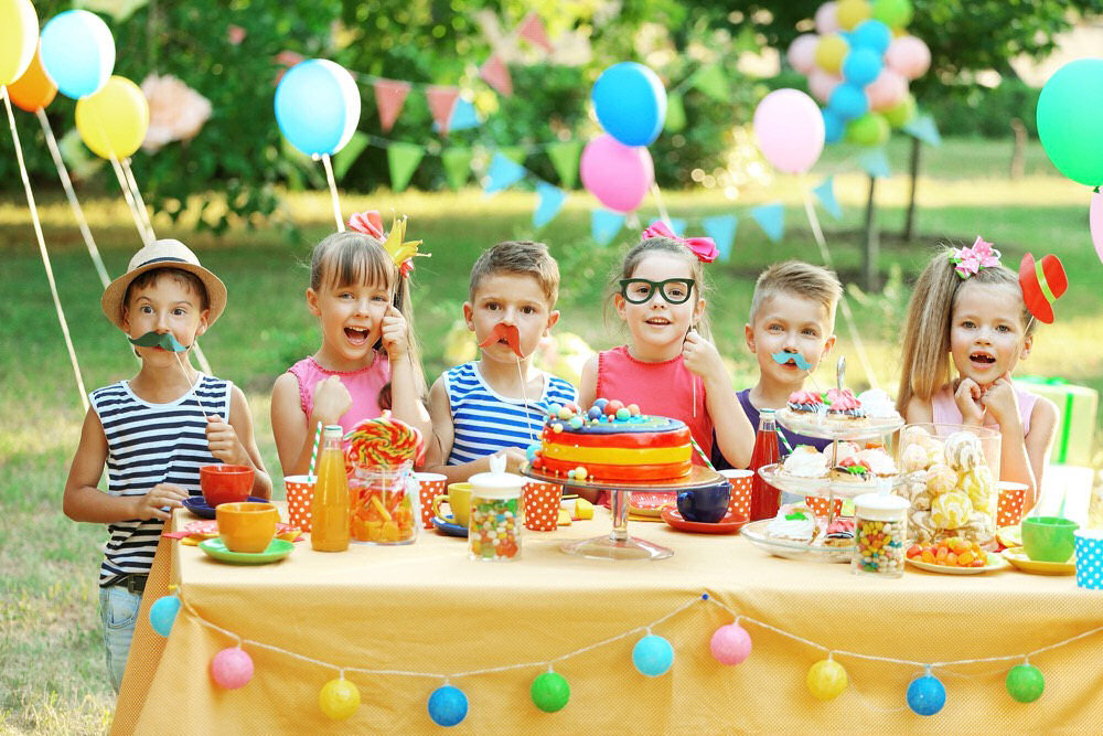 fiesta infantil