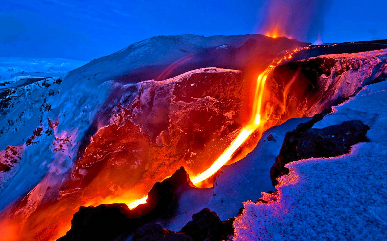 fimmvorduhals volcanes islandia