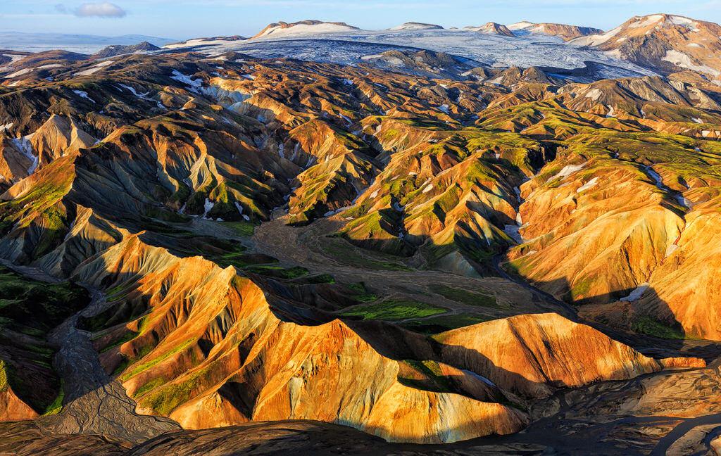 landmannalaugar islandia montanas