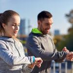 Gadgets de pulsera para hacer running o fitness