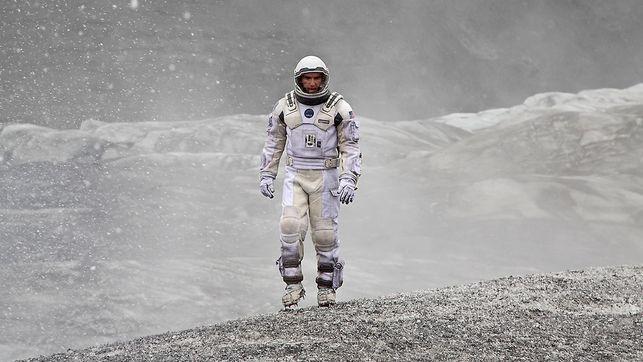 Interstellar Christopher Nolan 2014