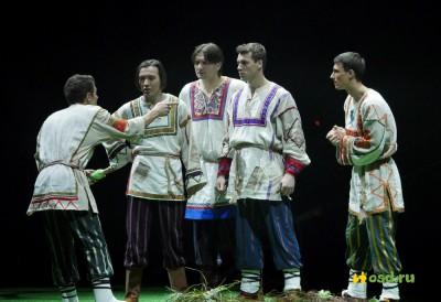 circo moscu obra teatral