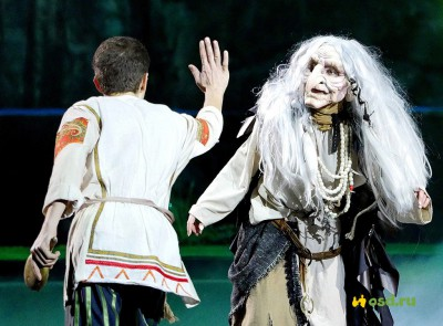 circo ruso obra teatral