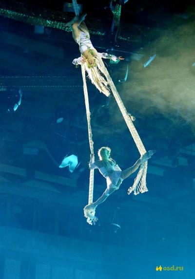 lady dead lake circo obra teatral