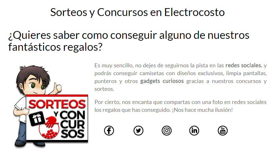 electrocosto concursos