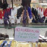 Encapuchados de Semana Santa y Ku Klux Klan