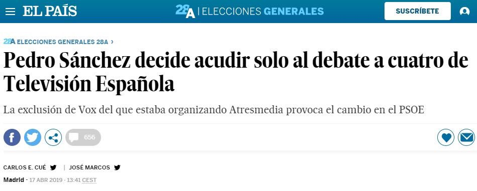 solo tilde acento noticia