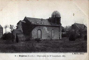 Edmond Lescarbault observatorio