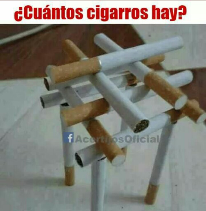 cuantos cigarros