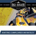 Celebrar fiestas infantiles en el Karting Ángel Burgueño