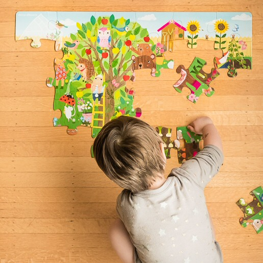 puzzles juegos infantiles