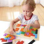 Los beneficios de los puzzles para los niños
