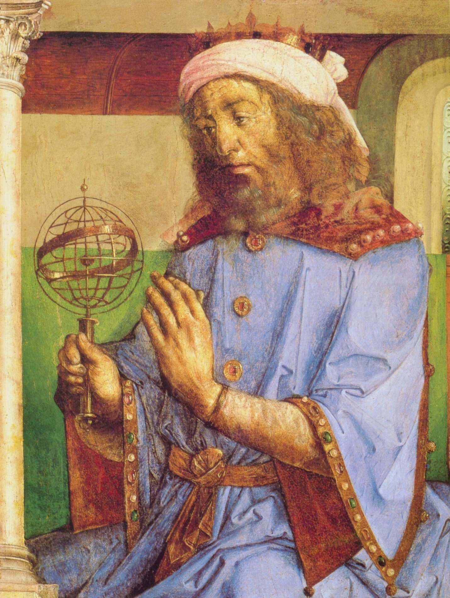 Claudio Ptolomeo esferas