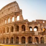 El Coliseo o Anfiteatro Flavio