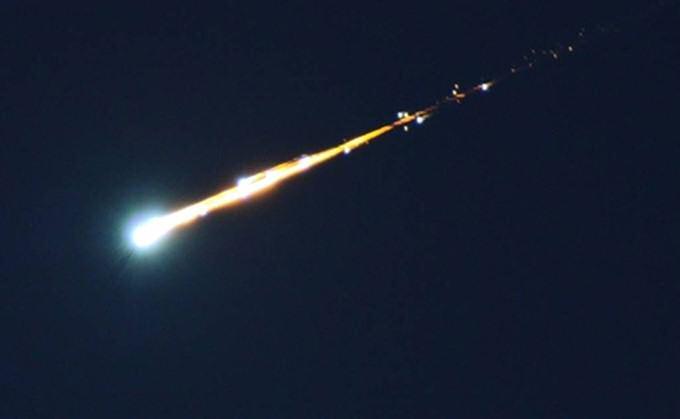 bolido meteorito meteoro