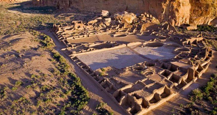 Chaco Canyon, o desaparecimento de uma cidade