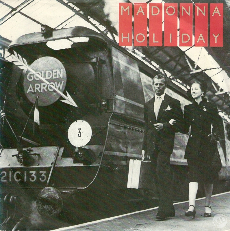 madonna holiday 12 uk