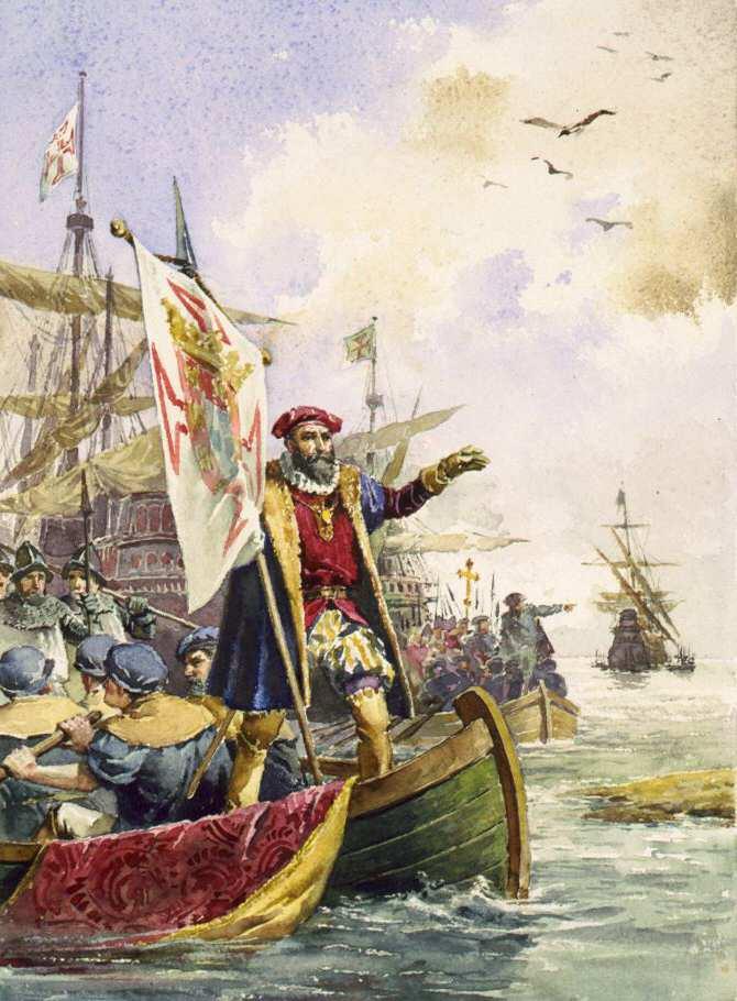 portugueses navegantes