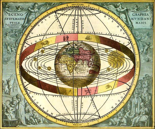 ptolomeo geocentrico