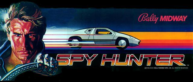spy hunter midway
