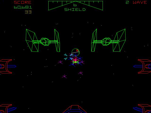 star wars arcade atari
