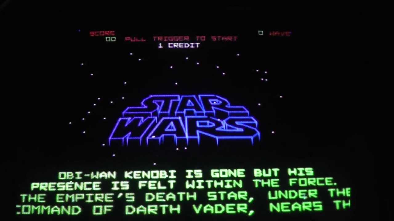 star wars arcade juego
