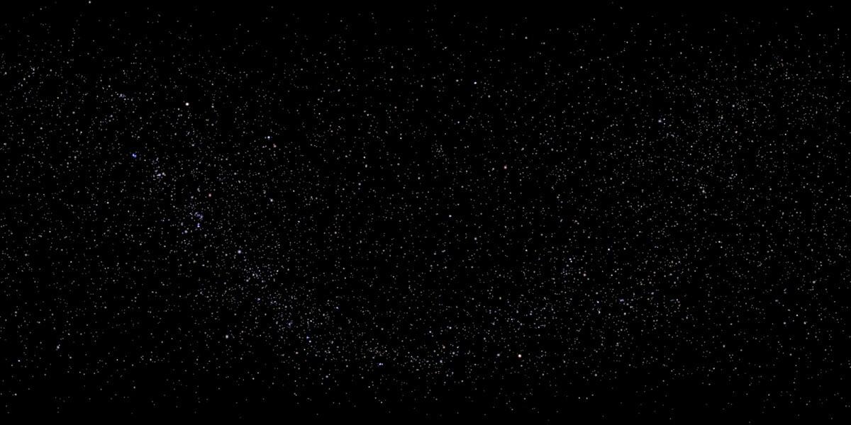 cielo nocturno paradoja olbers