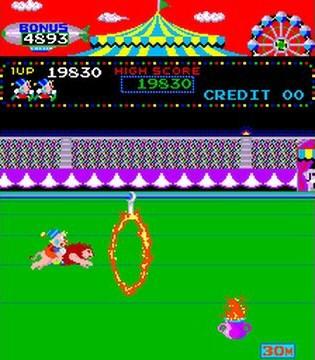 circus charlie circo juego