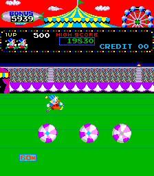 circus charlie videojuego