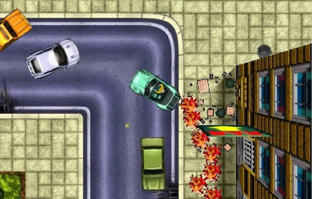 grand theft auto psx