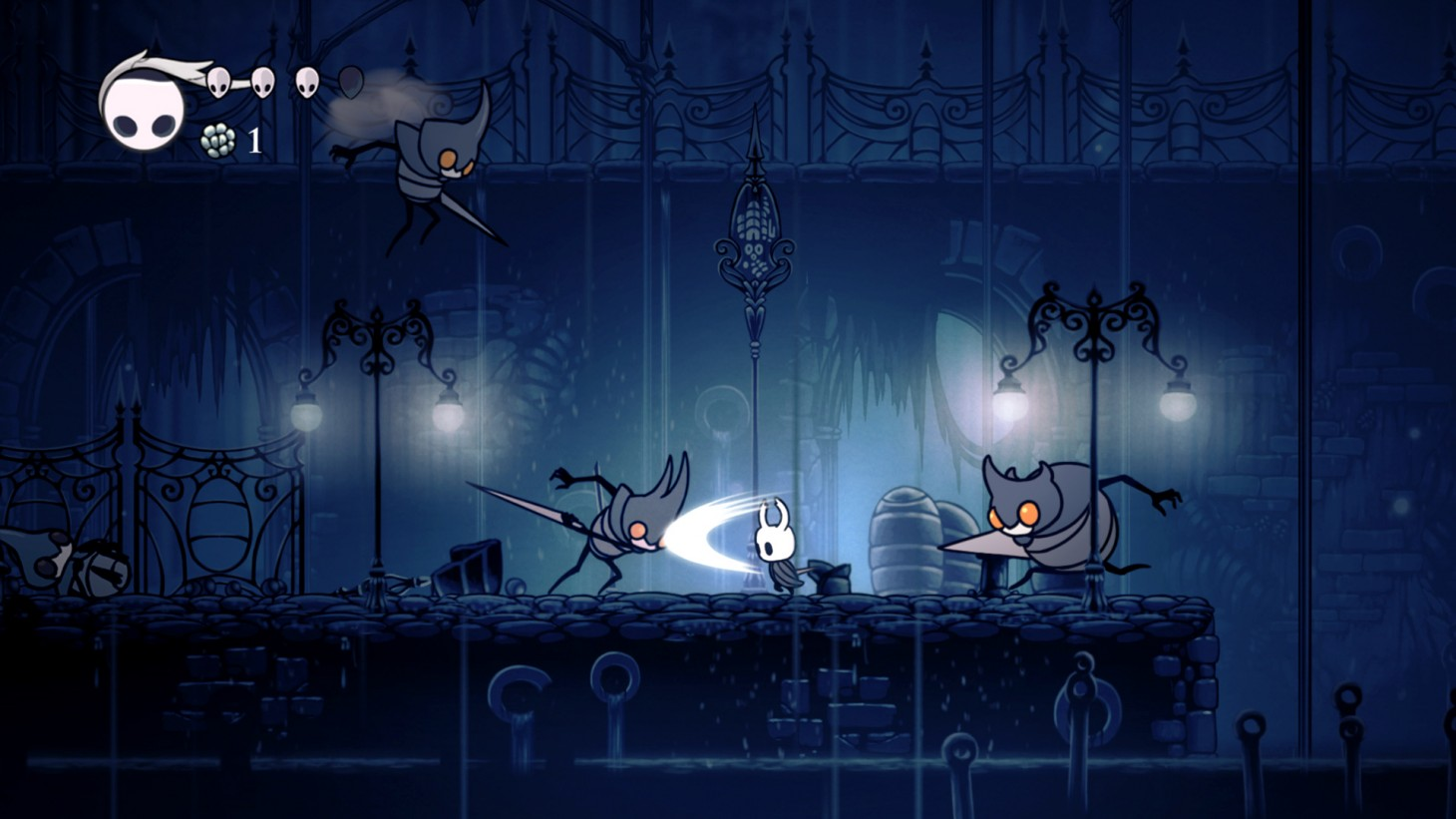 hollow knight juego